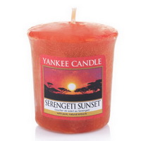 Yankee Candle Serengeti Sunset sampler