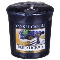 Yankee Candle Sampler Votive Berrylicious