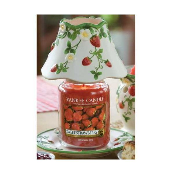 yankee candle dekoration strawberry fields online bestellen. Black Bedroom Furniture Sets. Home Design Ideas