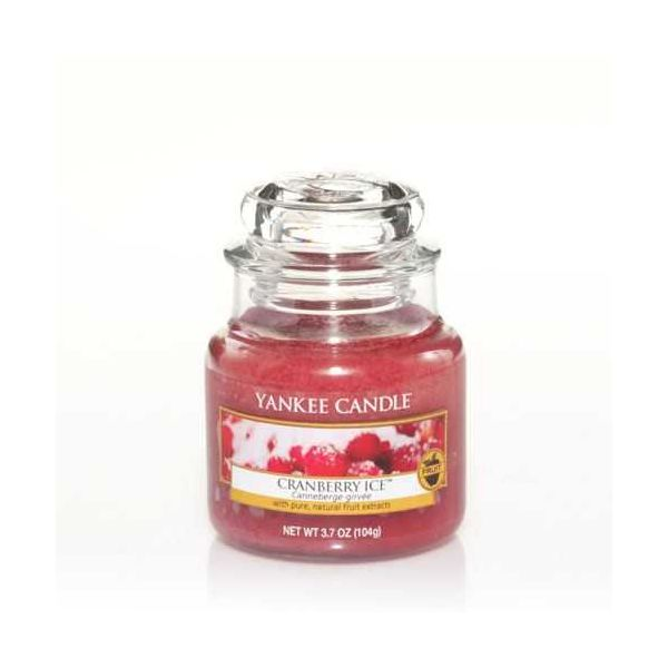 yankee candle cranberry ice duftkerzen. Black Bedroom Furniture Sets. Home Design Ideas