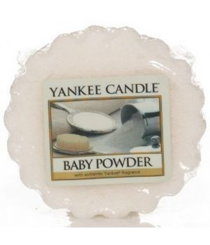 Baby Powder Tart Yankee Candle