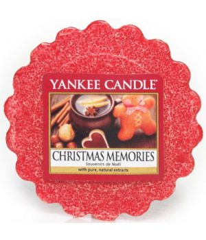 Christmas Memories Yankee Candle Tart