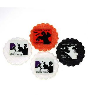 Yankee Candle Tarts Probe Sortiment Halloween