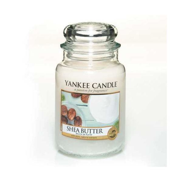 yankee candle shea butter duftkerzen. Black Bedroom Furniture Sets. Home Design Ideas
