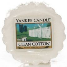 Jar large Clean Cotton Yankee Candle
