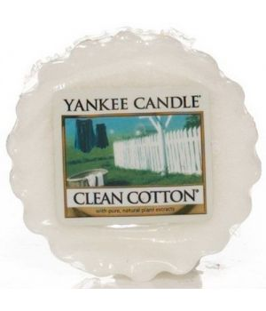 Clean Cotton Tart Yankee Candle