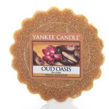 Yankee Candle Oud Oasis limitiert