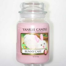 Yankee Candle Bunny Cake Housewarmer large Jar