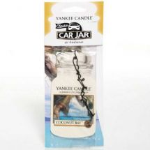 Yankee Candle Coconut Bay Car Jar Duftbaum