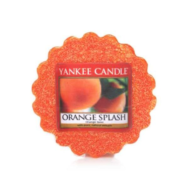 Yankee Candle Orange Splash 25% Rabatt