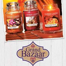 Yankee Candle Sampler Probe Sortiment Grand Bazaar 2015