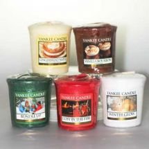 Yankee Candle Probe Sortiment Herbst 2015