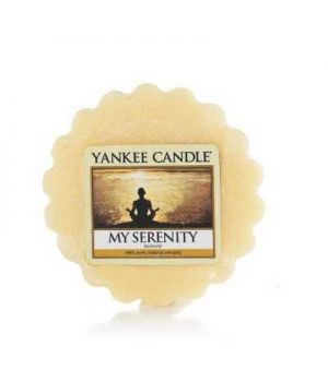 Yankee Candle My Serenity Tart Wachs Duftöl