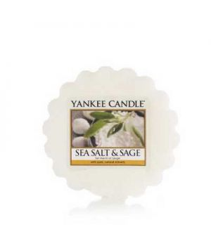 Yankee Candle Sea Salt & Sage Tart Wachs