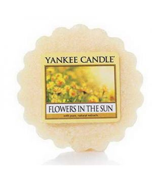 Yankee Candle Flowers in the Sun Tart Wachs