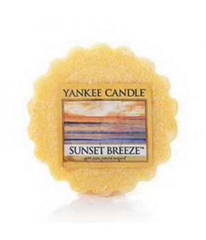 Yankee Candle Sunset Breeze Tart Wachs Duftöl