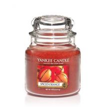 Yankee Candle Spiced Orange Aktion