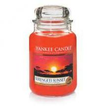 Yankee Candle Serengeti Sunset large Jar Aktion