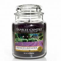 Yankee Candle French Lavender large Jar Aktion
