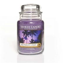 Yankee Candle Midnight Oasis Large jar Aktion