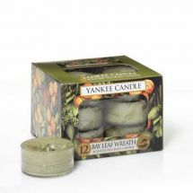Yankee Candle Bay Leaf Wreath Tea Lights Aktion