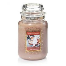 Yankee Candle Iced Ginger Bread limited