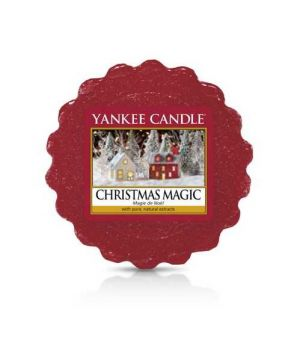 Yankee Candle Christmas Magic Tart Wachs