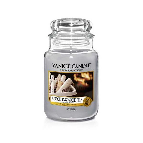 346-2305Yankee Candle Crackling Wood Fire