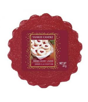 Yankee Candle Merry Berry Linzer Tart Wachs