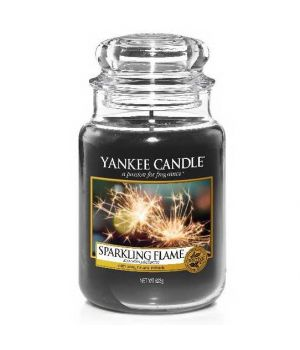Yankee Candle Sparkling Flame limited