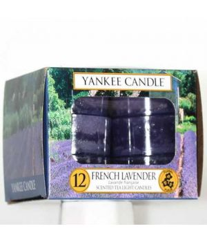 Yankee Candle French Lavender Tea Lights Aktion