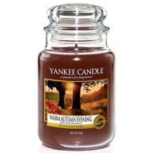 Yankee Candle Warm Autumn Evening 623gramm limitiert