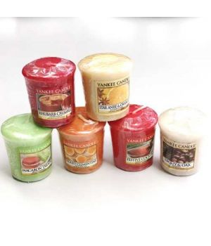 Yankee Candle Votiv Sampler Winter 2016