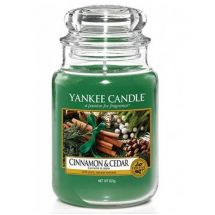 Yankee Candle Cinnamon and Cedar limitiert