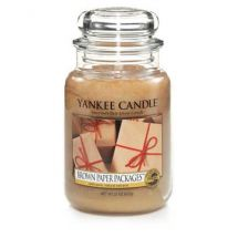 Yankee Candle Brown Paper Packages limitiert