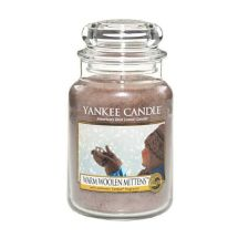 Yankee Candle Warm Woolen Mittens limitiert
