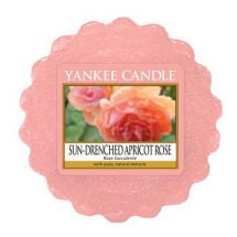 Yankee Candle Sun Drenched Apricot Rose