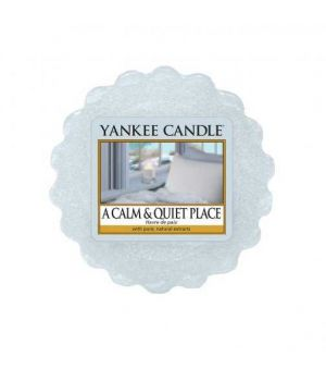 Yankee Candle A Calm & Quiet Place Tart Wax