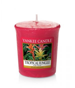 Yankee Candle Tropical Jungle Sampler Votive