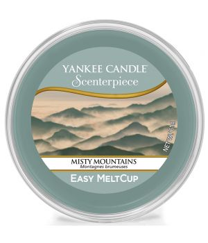 Yankee Candle Easy Melt Cup Misty Mountains