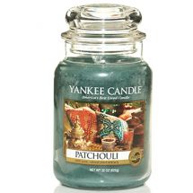 Yankee Candle Patchouli limitiert