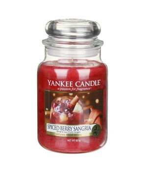 Yankee Candle Spiced Berry Sangria limitiert