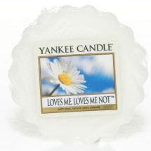 Yankee Candle Loves me, loves me not
