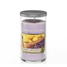 Lemon Lavender Decor Pillar medium