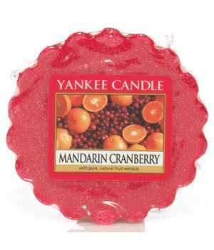 Mandarin Cranberry Tart by Yankee Candle