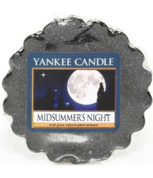 Yankee Candle Tart Duftwachs Midsummers Night