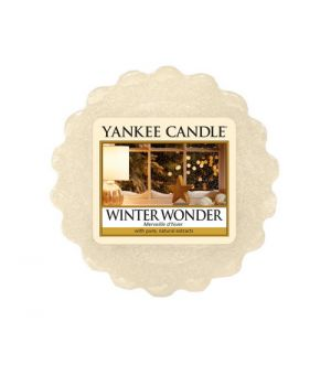 Yankee Candle Winter Wonder Tart Wachs