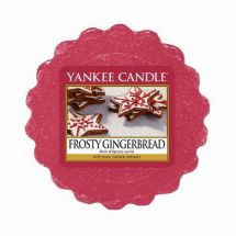 Yankee Candle Frosty Gingerbread
