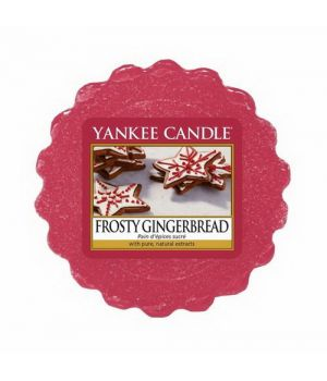 Yankee Candle Frosty Gingerbread Tart Wachs