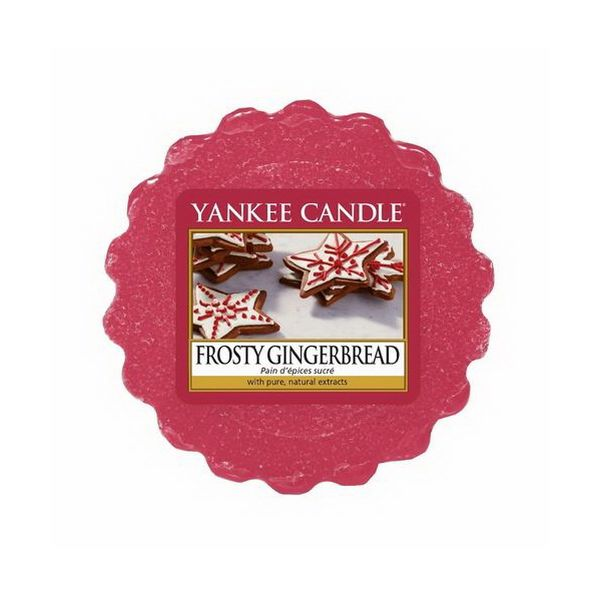 2517-4617Yankee Candle Frosty Gingerbread